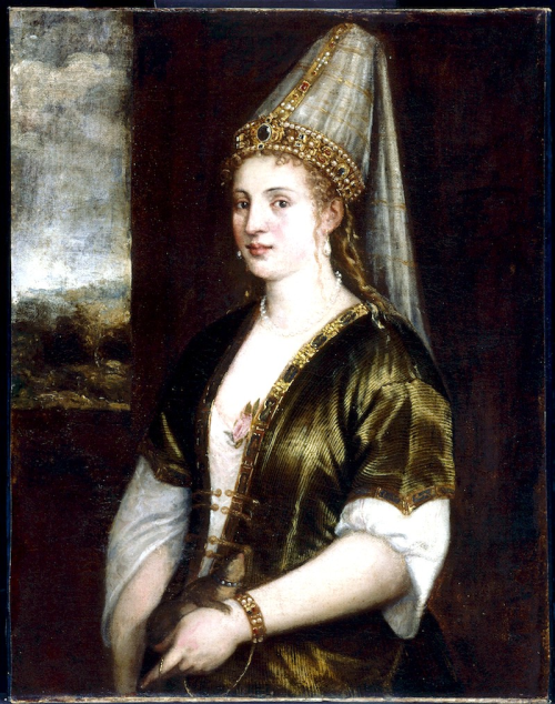 Roxelane by Tizian Vecellio lg