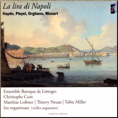 Haydn et al Lira di Napoli cover
