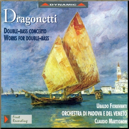 1795 Dragonetti Concerto in A cover