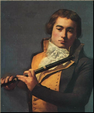 1795 François Devienne attr to Jacques Louis David