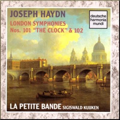 Haydn Kuijken 101_102 cover