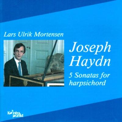 Haydn Mortensen Harpsichord Sonatas