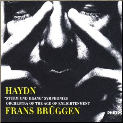Haydn Brüggen S & D cover