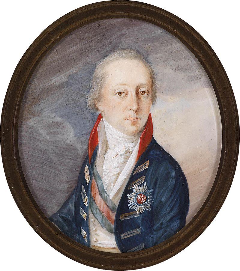 1796 Fürst Nikolaus II Esterházy