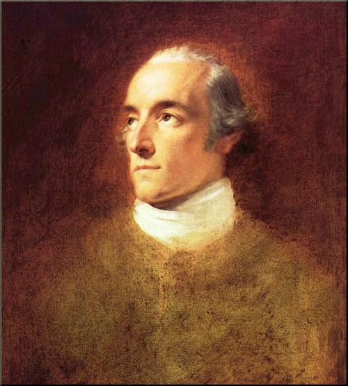 1797 Graf Franz von Saurau by Heinrich Friedrich Füger (ca 1797)