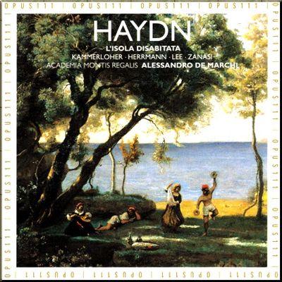 Haydn L'Isola Disabitata de Marchi
