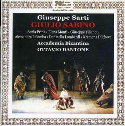 1784 Giulio Sabino cover
