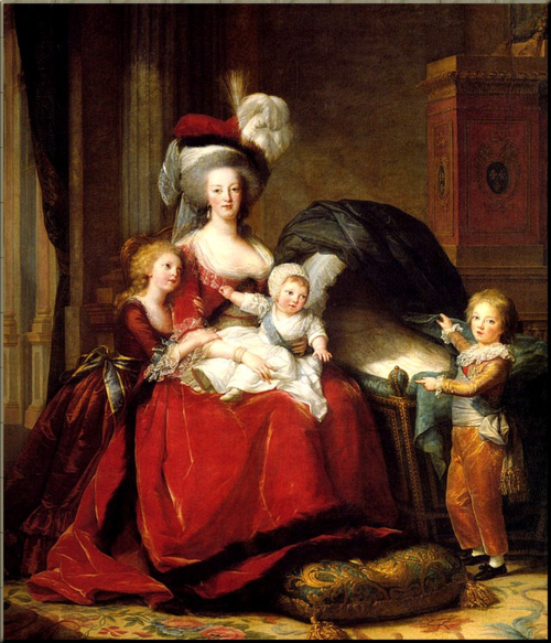 1786 Marie_Antoinette in 1787 by Élisabeth_Vigée-Lebrun