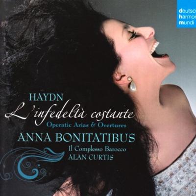 Haydn Opera recital Bonitatibus cover