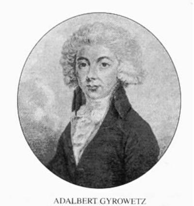 1787 - 1788 Gyrowetz