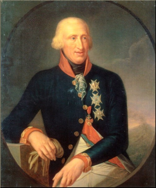 1787 Ferdinand IV by Louis Charles August Couder (1820) 500X600