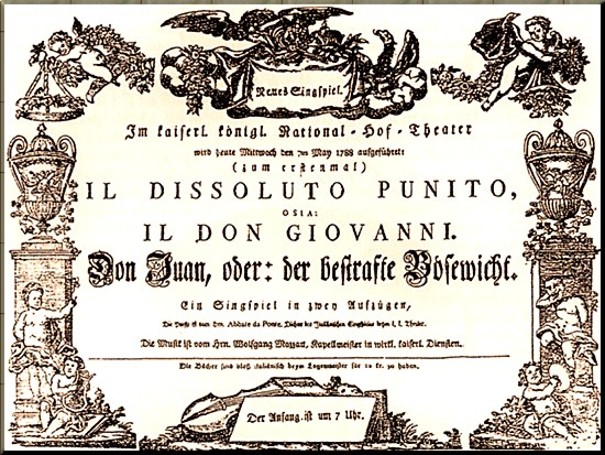 1788 Don_Giovanni_Playbill_Vienna_Premiere_1788