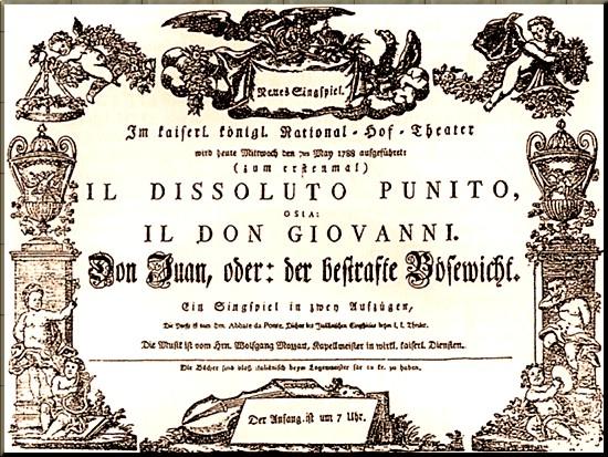 1788 Don_Giovanni_Playbill_Vienna_Premiere_1788