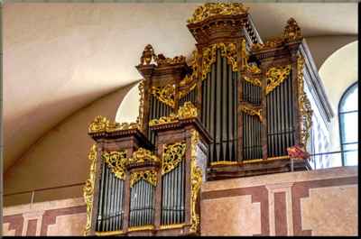 1773 Haydn organ Eisenstadt