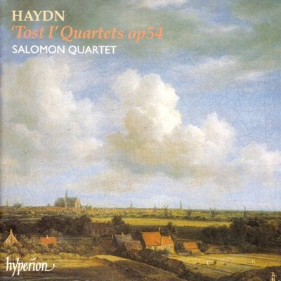 Haydn Salomon 4tet Op 54 1_3 cover
