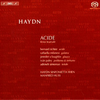 Huss Haydn Acide cover