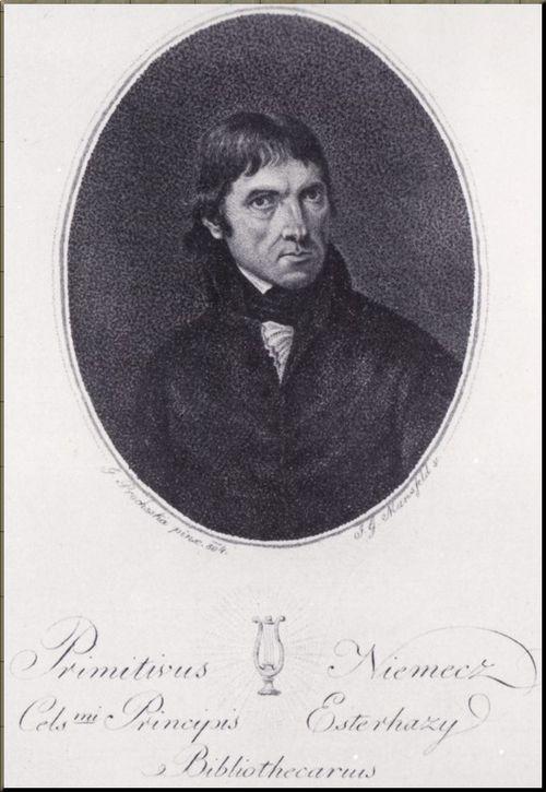 1789 Niemecz portrait