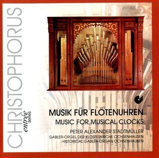 Haydn Flötenuhr Stadtmüller cover