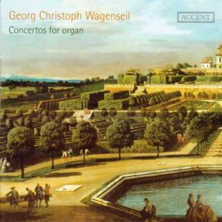Wagenseil Organ Concertos