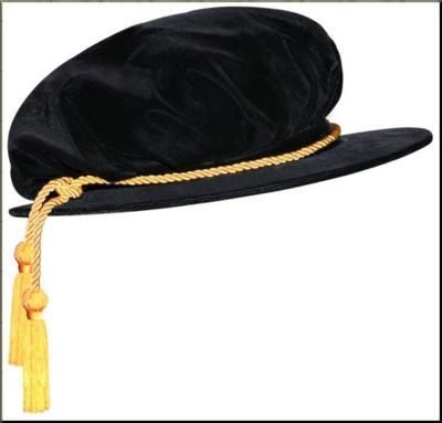 1791 Tudor Bonnet or Doctors Hat
