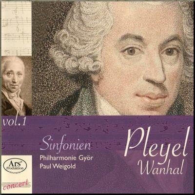 Pleyel Sinfonien 155 & SC 113
