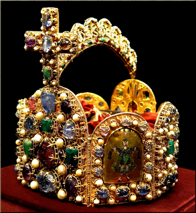 1792 Imperial Crown of the HRE