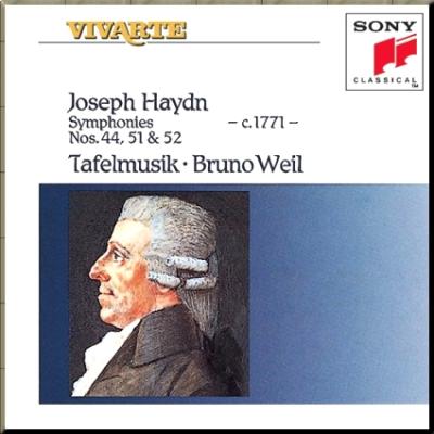 Haydn 44-51-52 Tafelmusik