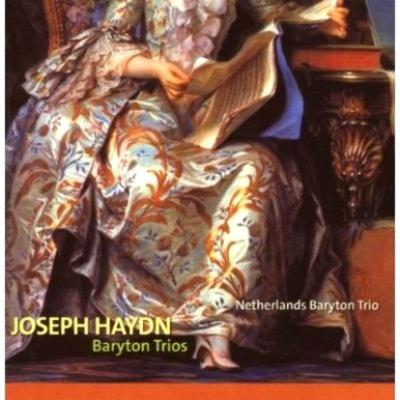 Haydn Baryton Netherlander cover
