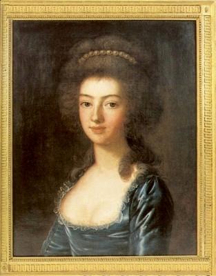 1793 Maria Anna Hohenfeld Esterházy