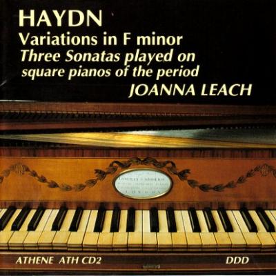 Haydn Keyboard Leach 1