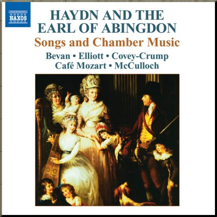 Haydn & the Earl of Abingdon cover