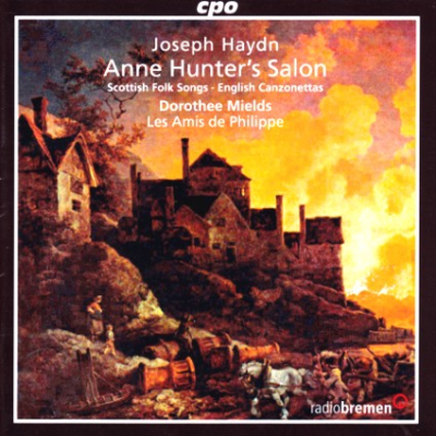Haydn Anne Hunter's Salon cover
