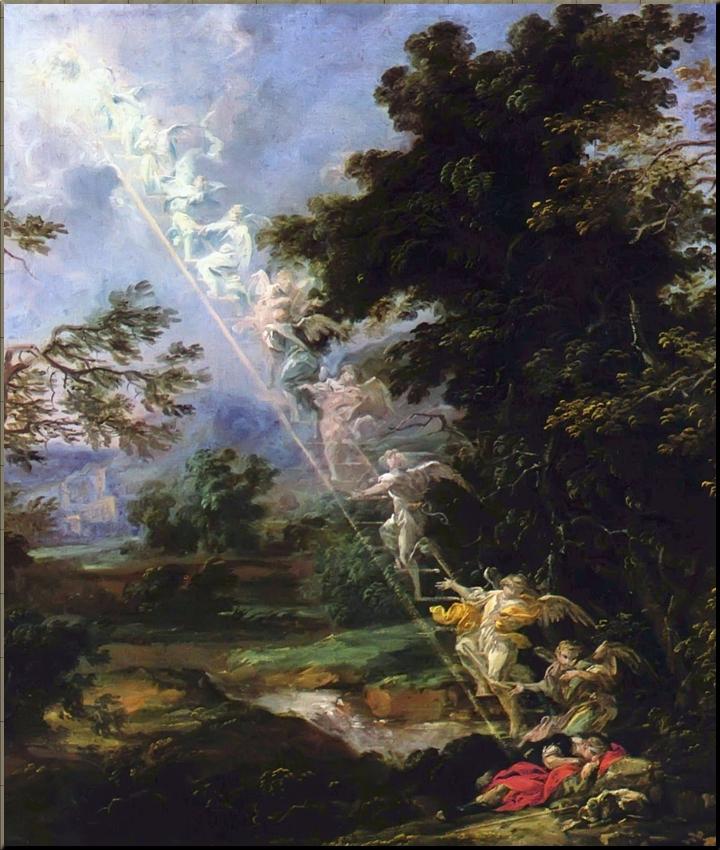 1795 Dream-of-Jacob-Michael-Willmann-1691 small