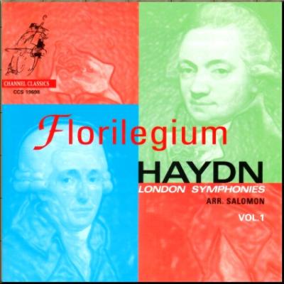 Haydn Salomon Symphonies Florilegium