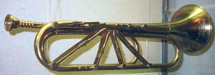1796 a keyed trumpet