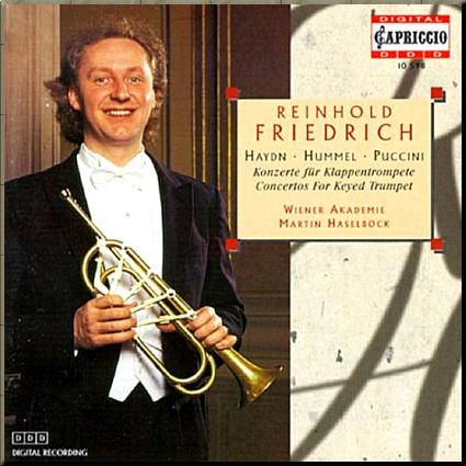 1796 CD Freiderich Concerto
