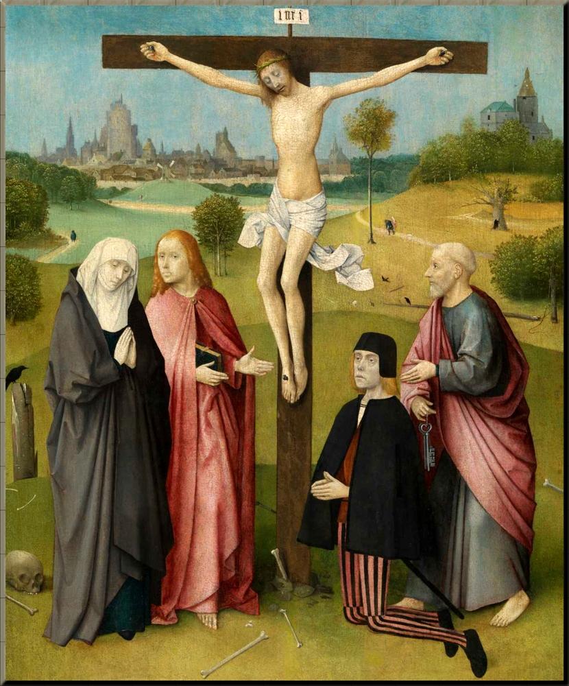 1796 Bosch Crucifixion ca 1485
