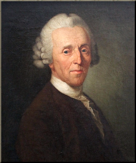 1796  Christian Fürchtegott Gellert (1715-1769) by Anton Graff post 1796