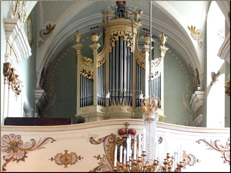 1796 Eisenstadt Schlosskapelle Haydn Organ
