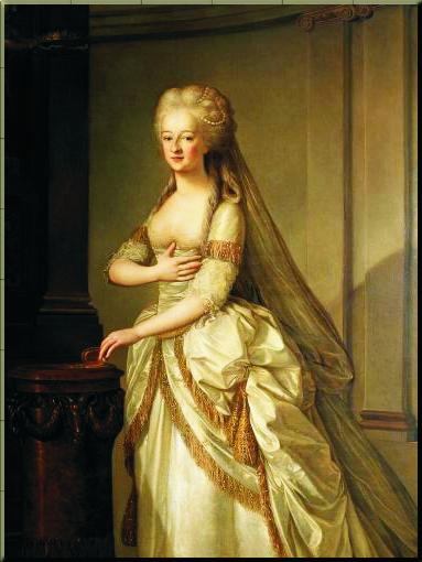 1796 Marie Hermenegild  Johann Georg Weikert
