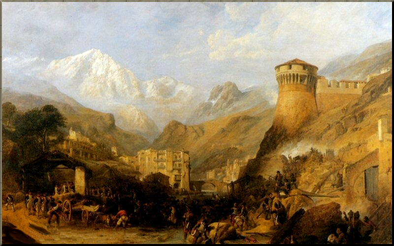 1796 Battle of Rovereto