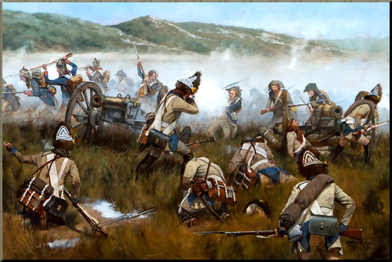 1797 Battle of Rivoli 14 Jan 1797 picture 2