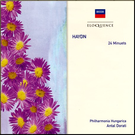 Haydn minuet cover