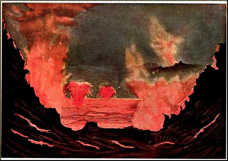 1798 eruption