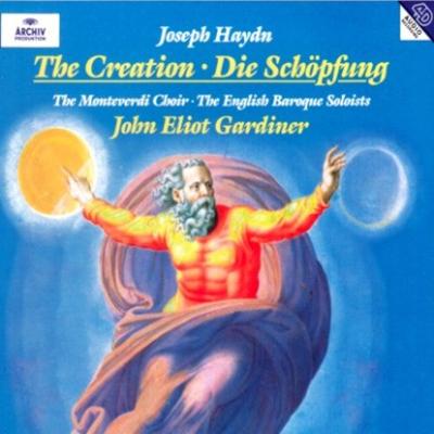 Haydn Creation Gardiner German cover