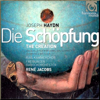 Haydn Creation Jacobs cover