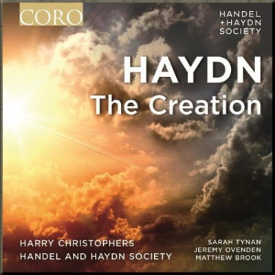 Haydn Creation H&H Christophers cover