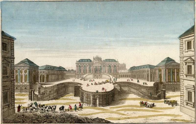 1798 Schwarzenberg Palace Vienna