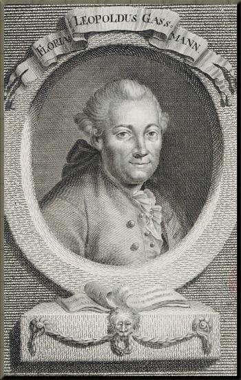 1798 Florian Leopold Gassmann by Balzer