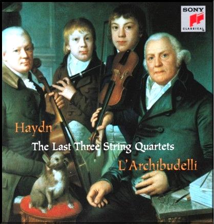 1799 L'Archibudelli Last 3 4tets cover